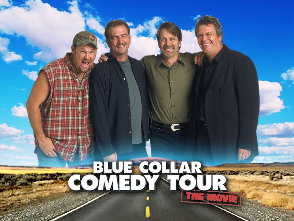 Blue Collar Comedy Tour: The Movie (DVD) (Full Screen ... |Blue Collar Comedy Comedians
