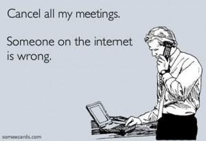 Internet Wrong